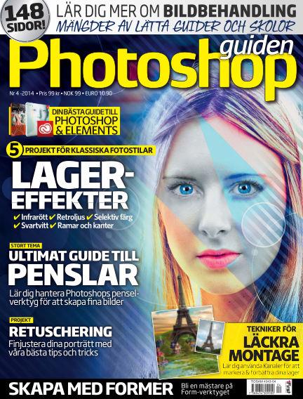 PhotoshopGuiden (Inga nya utgåvor) August 05, 2014 00:00