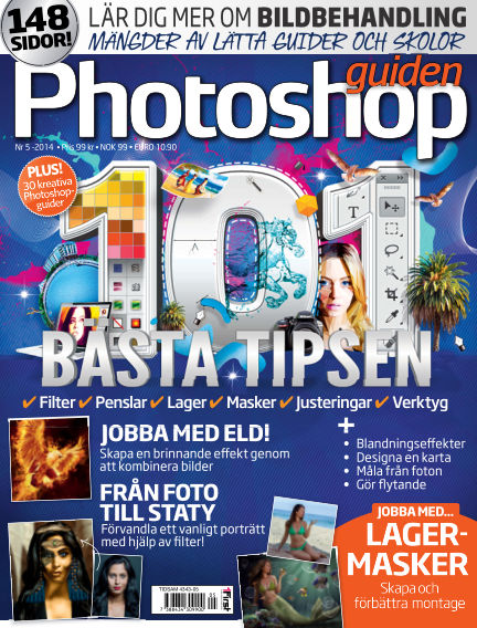 PhotoshopGuiden (Inga nya utgåvor) October 07, 2014 00:00
