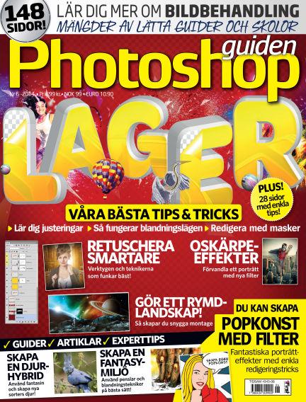 PhotoshopGuiden (Inga nya utgåvor) December 09, 2014 00:00
