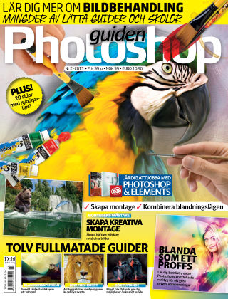 PhotoshopGuiden (Inga nya utgåvor) 2015-04-09