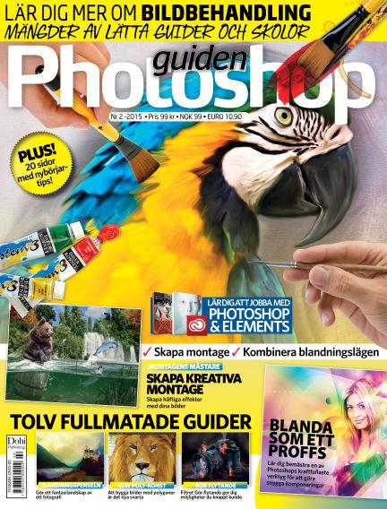 PhotoshopGuiden (Inga nya utgåvor) April 09, 2015 00:00