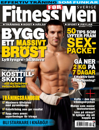 Fitness For Men (Inga nya utgåvor) 2012-12-11