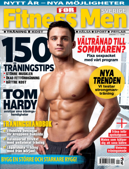 Fitness For Men (Inga nya utgåvor) January 08, 2013 00:00
