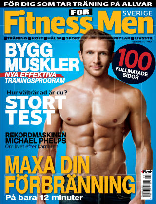Fitness For Men (Inga nya utgåvor) 2013-02-12
