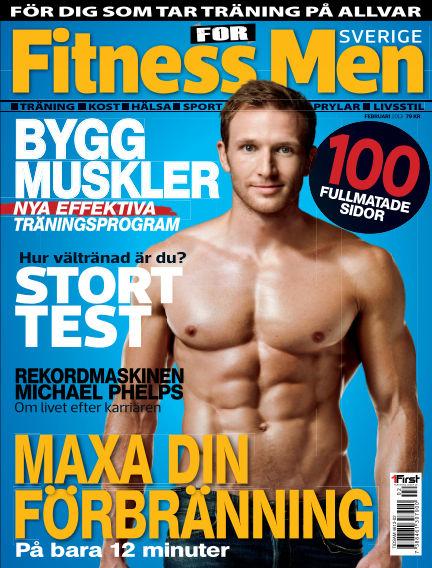 Fitness For Men (Inga nya utgåvor) February 12, 2013 00:00
