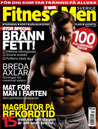 Fitness For Men (Inga nya utgåvor) 2013-03-19