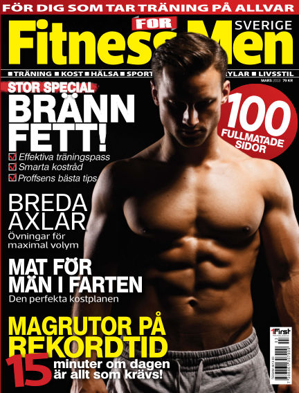 Fitness For Men (Inga nya utgåvor) March 19, 2013 00:00