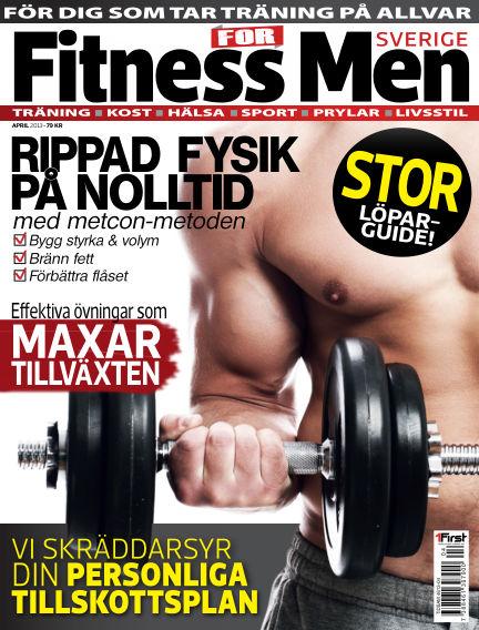 Fitness For Men (Inga nya utgåvor) April 23, 2013 00:00