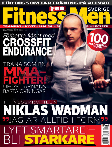 Fitness For Men (Inga nya utgåvor) May 28, 2013 00:00