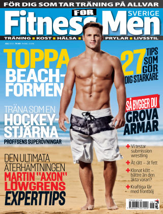 Fitness For Men (Inga nya utgåvor) 2013-07-02