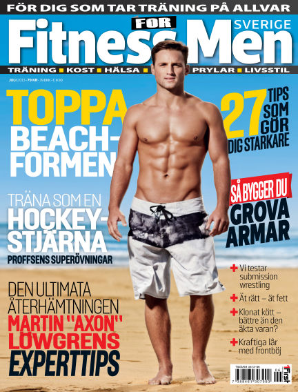 Fitness For Men (Inga nya utgåvor) July 02, 2013 00:00