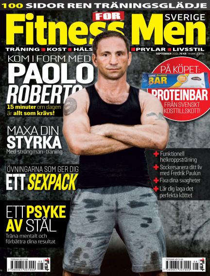 Fitness For Men (Inga nya utgåvor) September 10, 2013 00:00