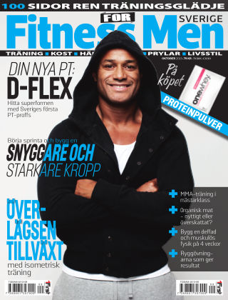 Fitness For Men (Inga nya utgåvor) 2013-10-15