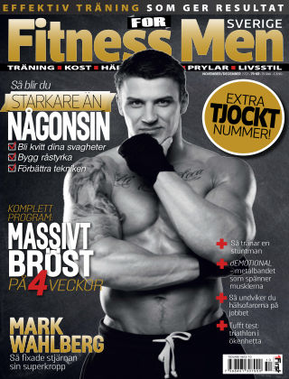 Fitness For Men (Inga nya utgåvor) 2013-11-19