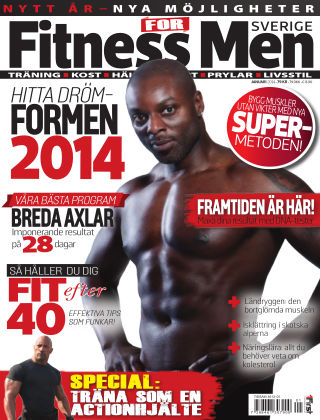 Fitness For Men (Inga nya utgåvor) 2013-12-23