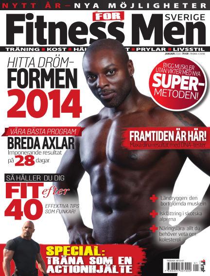 Fitness For Men (Inga nya utgåvor) December 23, 2013 00:00