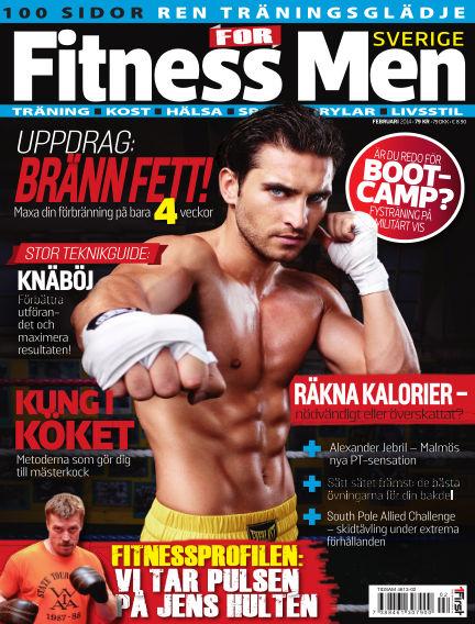 Fitness For Men (Inga nya utgåvor) February 04, 2014 00:00