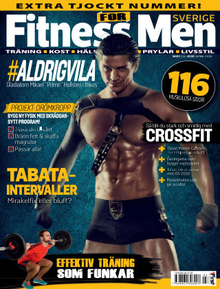 Fitness For Men (Inga nya utgåvor) 2014-03-11