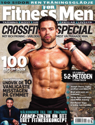 Fitness For Men (Inga nya utgåvor) 2014-04-15