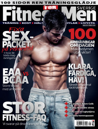 Fitness For Men (Inga nya utgåvor) 2014-05-22