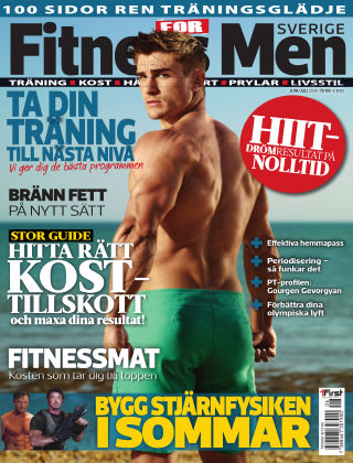 Fitness For Men (Inga nya utgåvor) 2014-06-24