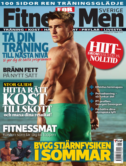 Fitness For Men (Inga nya utgåvor) June 24, 2014 00:00