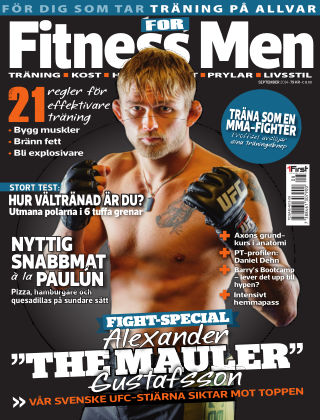 Fitness For Men (Inga nya utgåvor) 2014-09-02