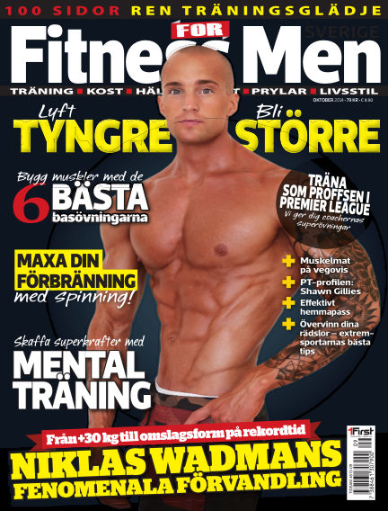 Fitness For Men (Inga nya utgåvor) October 07, 2014 00:00
