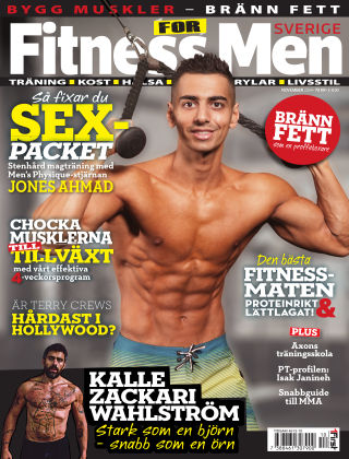 Fitness For Men (Inga nya utgåvor) 2014-11-11