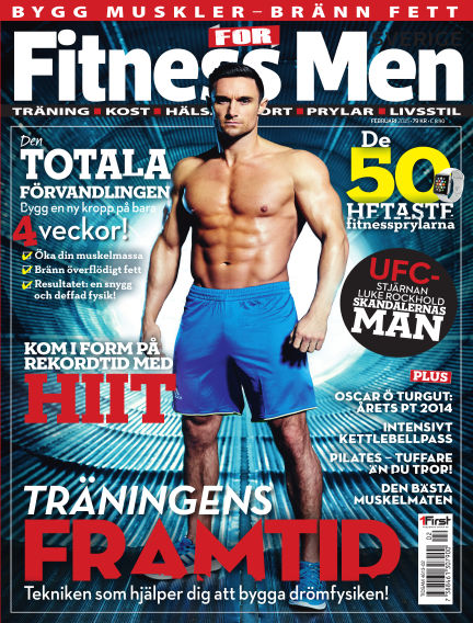 Fitness For Men (Inga nya utgåvor) January 27, 2015 00:00