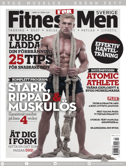 Fitness For Men (Inga nya utgåvor) March 03, 2015 00:00