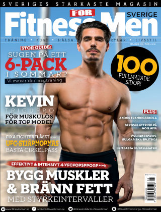 Fitness For Men (Inga nya utgåvor) 2015-05-19