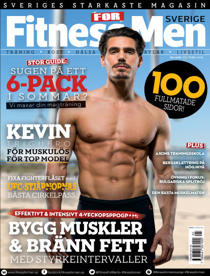 Fitness For Men (Inga nya utgåvor) May 19, 2015 00:00