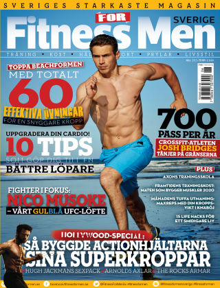 Fitness For Men (Inga nya utgåvor) 2015-06-30