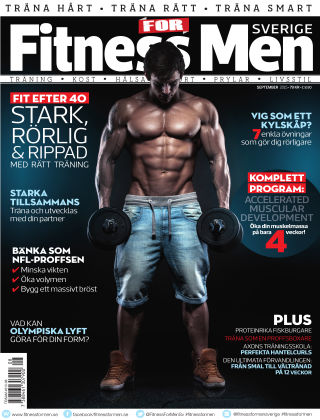 Fitness For Men (Inga nya utgåvor) 2015-09-08