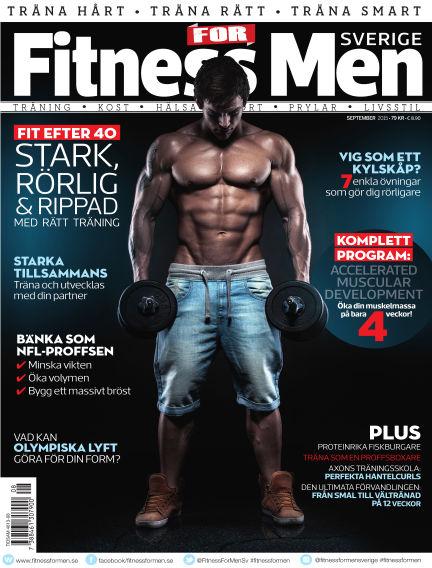 Fitness For Men (Inga nya utgåvor) September 08, 2015 00:00