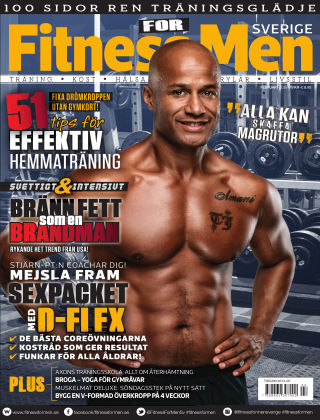 Fitness For Men (Inga nya utgåvor) 2016-01-28