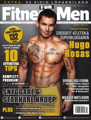 Fitness For Men (Inga nya utgåvor) 2016-05-19