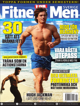 Fitness For Men (Inga nya utgåvor) 2016-06-30