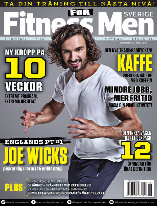 Fitness For Men (Inga nya utgåvor) 2016-09-08