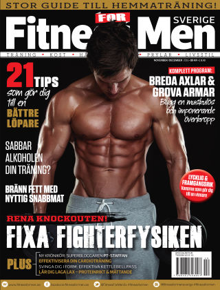 Fitness For Men (Inga nya utgåvor) 2016-11-17