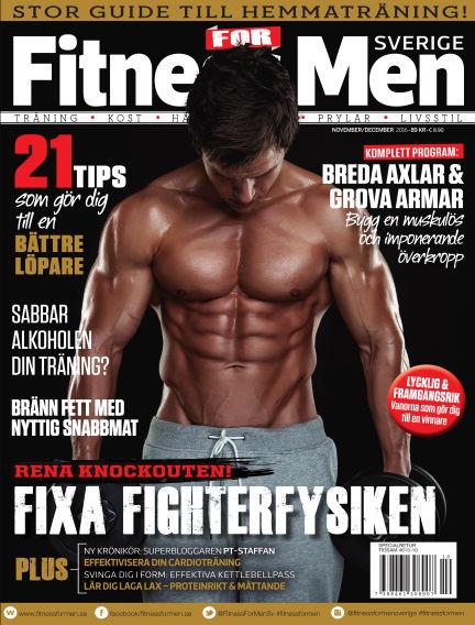 Fitness For Men (Inga nya utgåvor) November 17, 2016 00:00