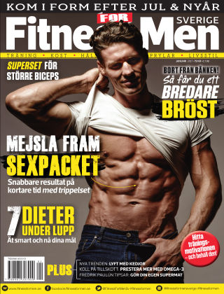 Fitness For Men (Inga nya utgåvor) 2016-12-22