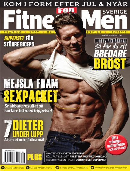 Fitness For Men (Inga nya utgåvor) December 22, 2016 00:00