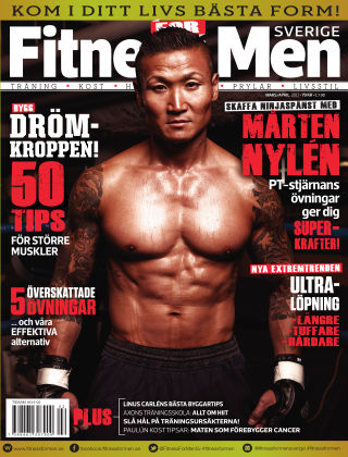 Fitness For Men (Inga nya utgåvor) 2017-02-23