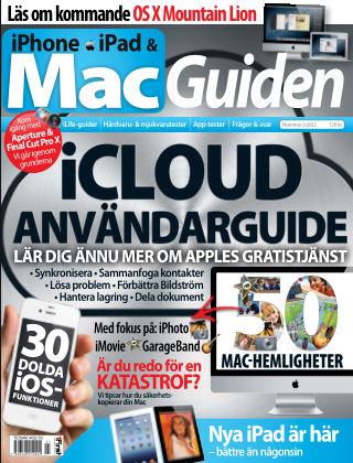 MacGuiden (Inga nya utgåvor) 2012-04-04