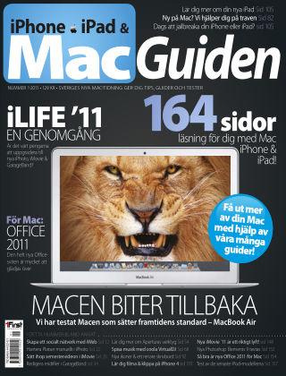 MacGuiden (Inga nya utgåvor) 2011-03-15