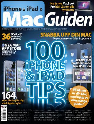MacGuiden (Inga nya utgåvor) 2011-01-18