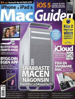 MacGuiden (Inga nya utgåvor) 2011-07-05