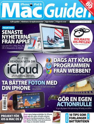 MacGuiden (Inga nya utgåvor) 2013-08-20